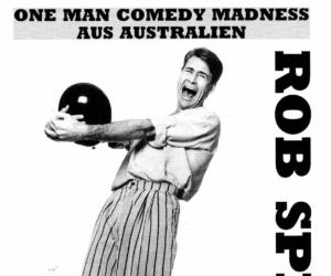 Rob Spence - Comedy Madness
