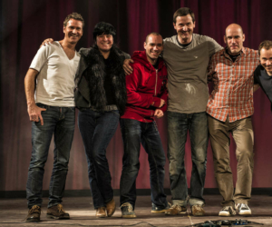 Rob Spence - Das Zelt - Comedy Club 2013