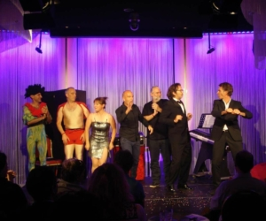Rob's Comedy Nite - Grand Casino Baden 2014