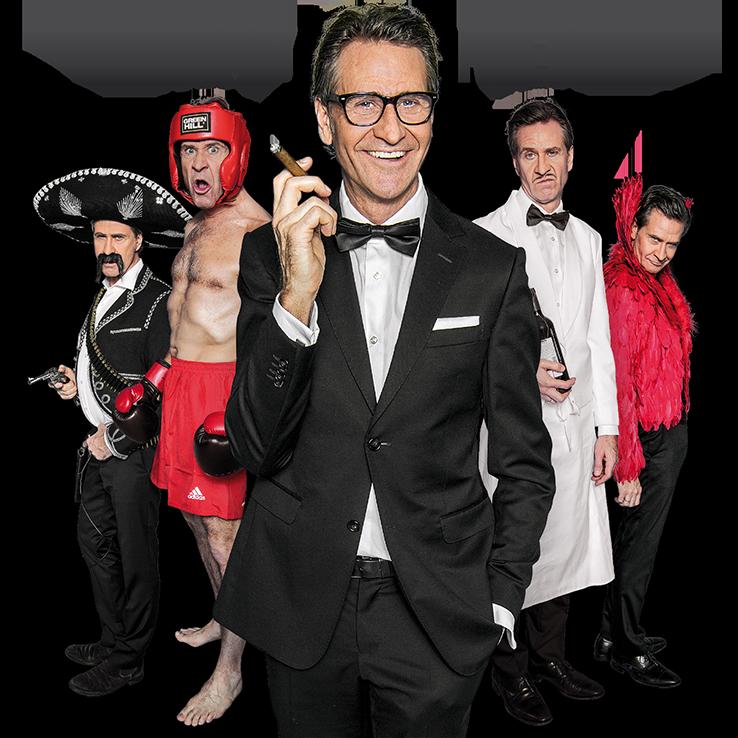 Rob Spence - Mad Men - Startseite